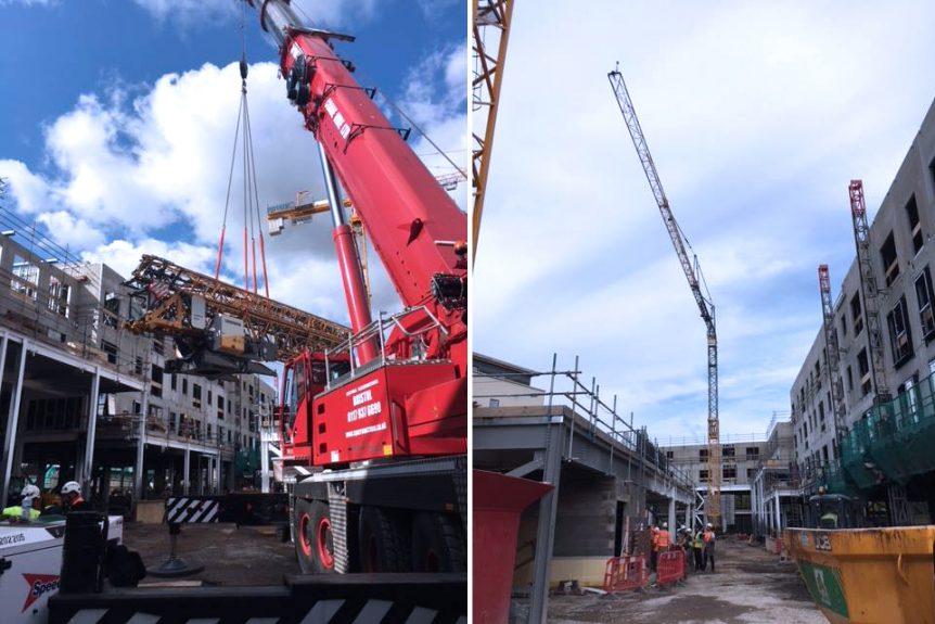 Self-Erecting-Tower-Crane