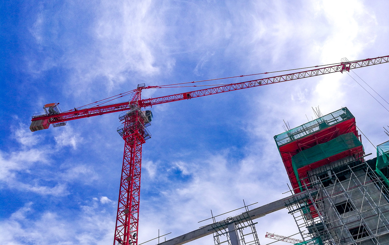 Mini Tower Crane hire