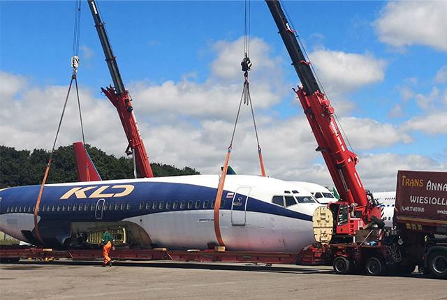 Lifting aircraft